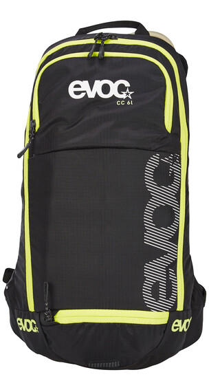 Evoc CC Rygsæk 6 L + Hydration Bladder 2 L sort